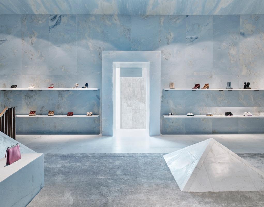 2_Céline Flagship Store_Valerio Olgiati_Inspirationist