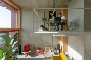 'Superlofts' offers its residents the freedom to design and/or self-build their homes