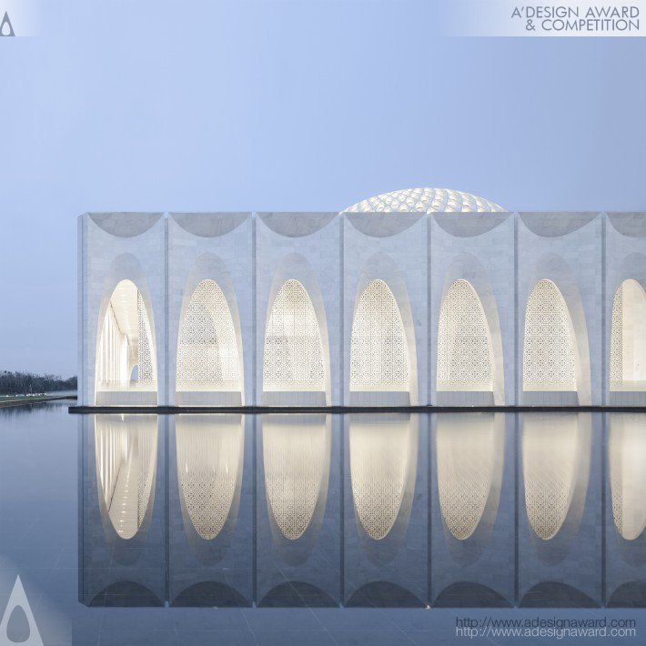 5_Da Chang Muslim Cultural Center Cultural by Hejingtang Design Studio_Inspirationist
