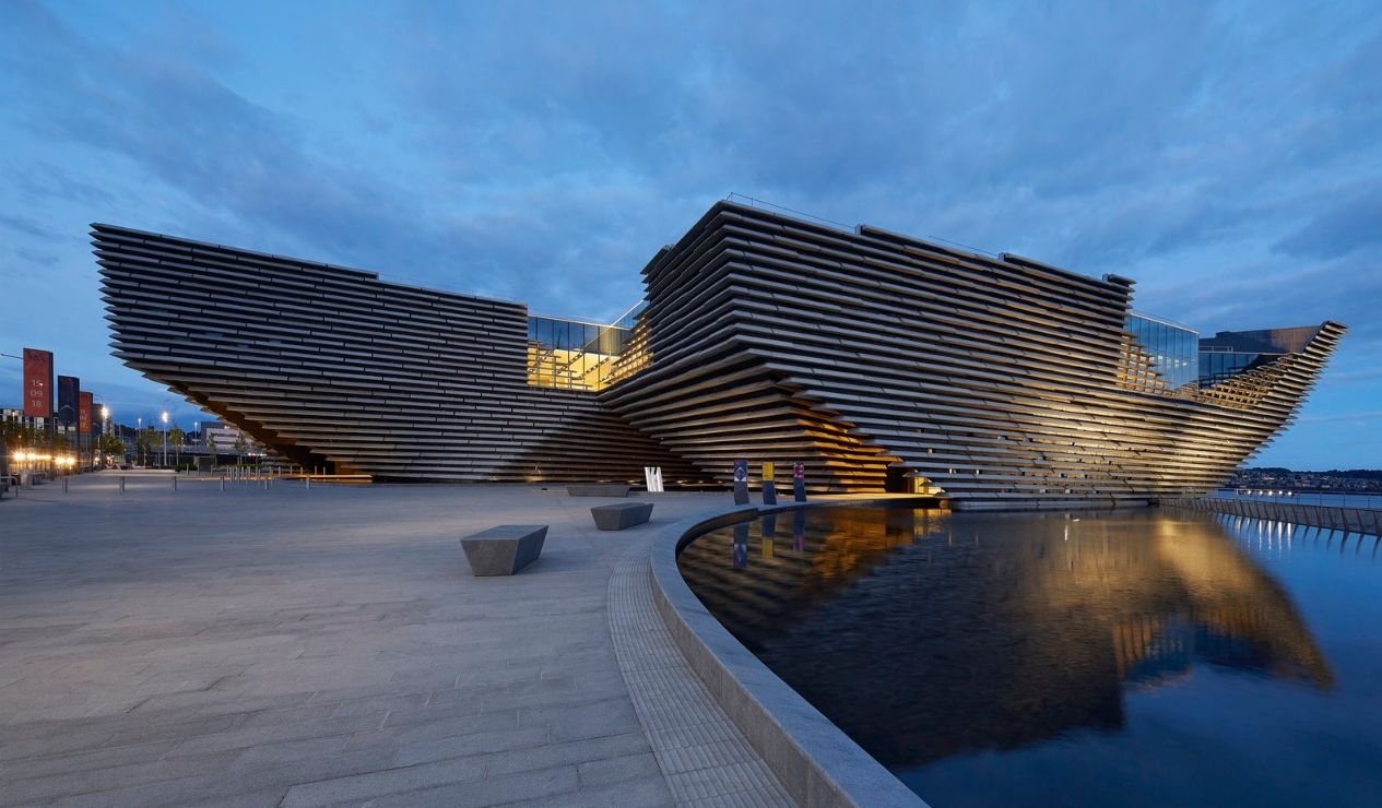 6_V&A Dundee_Kengo Kuma and Associates_Inspirationist