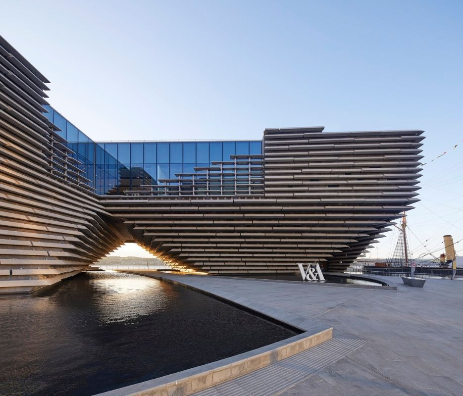 7_V&A Dundee_Kengo Kuma and Associates_Inspirationist