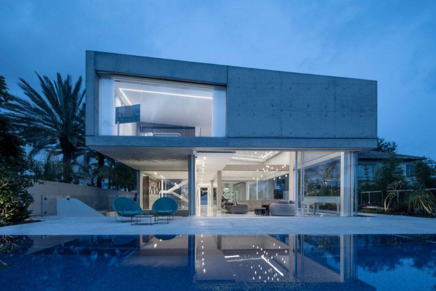 1_D3 House_Pitsou Kedem Architects_Inspirationist