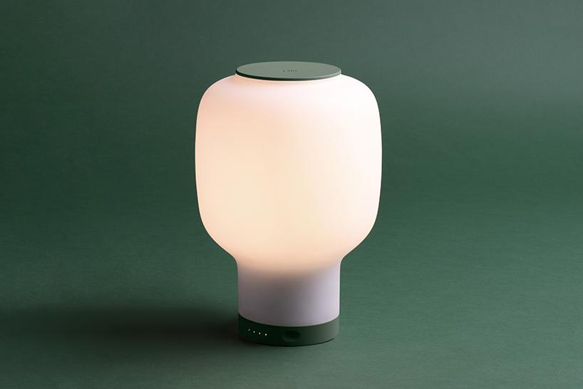 3_Benjamin Hubert_Rise Lamp_Inspirationist