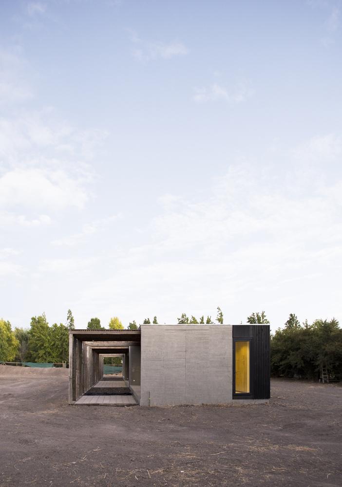 4_Parrón House_Croxatto y Opazo Arquitectos_Inspirationist