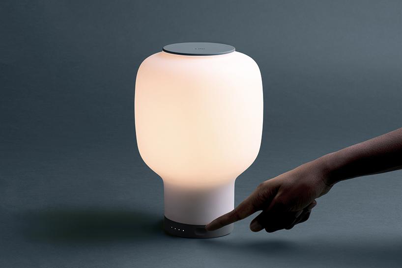5_Benjamin Hubert_Rise Lamp_Inspirationist