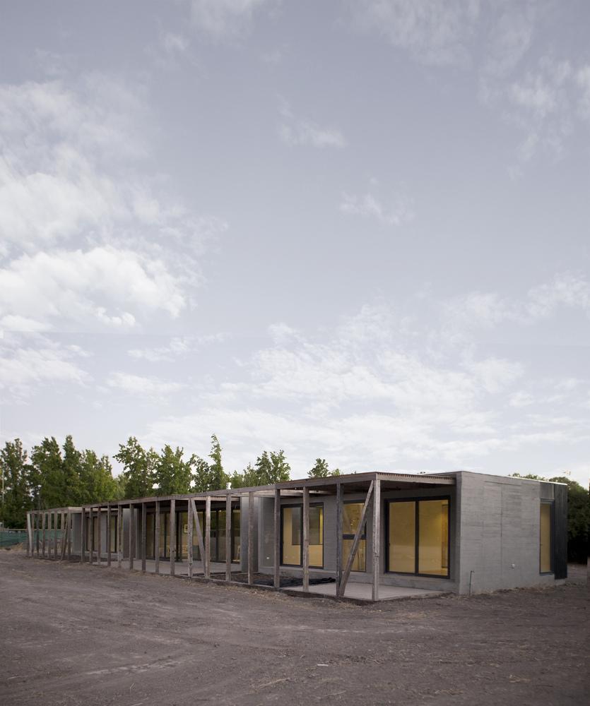 9_Parrón House_Croxatto y Opazo Arquitectos_Inspirationist