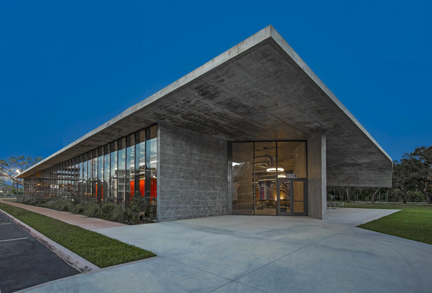 13_University of Miami School of Architecture_Arquitectonica_Inspirationist