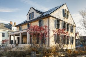 Harvard Center for Green Buildings and Cities Unveils First-of-its-Kind HouseZero Lab and Prototype designed by Snøhetta