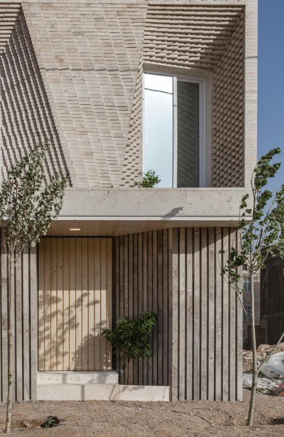 2_Mahallat Residential Building No3_CAAT Studio_Inspirationist