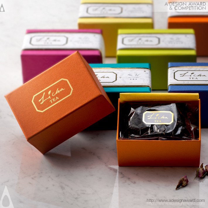 13_LiCha Packaging by Uvisual