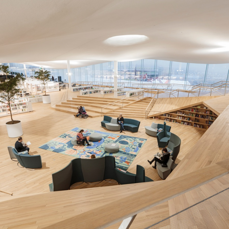 5_Oodi Helsinki Central Library_ALA Architects_inspirationist