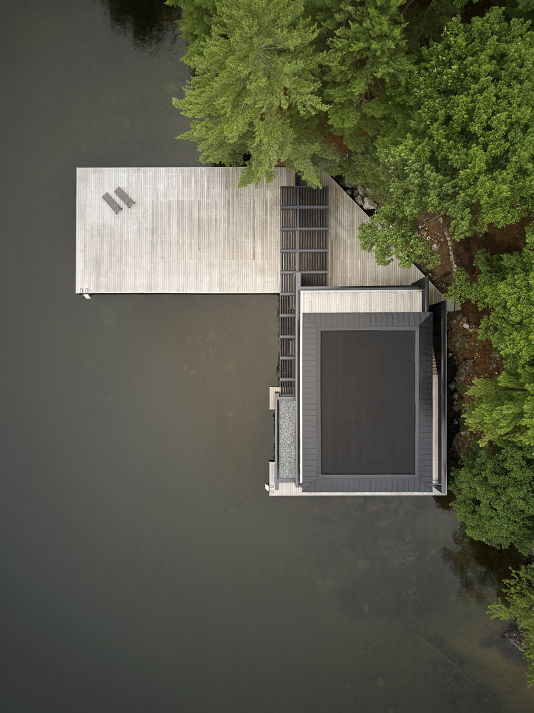 14_Muskoka Boathouse_Akb Architects_Inspirationist