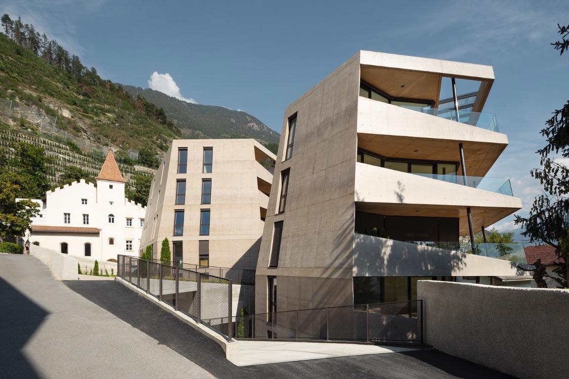 1_Schlossgarten Residential Complex_Marx:Ladurner Architekten_Inspirationist