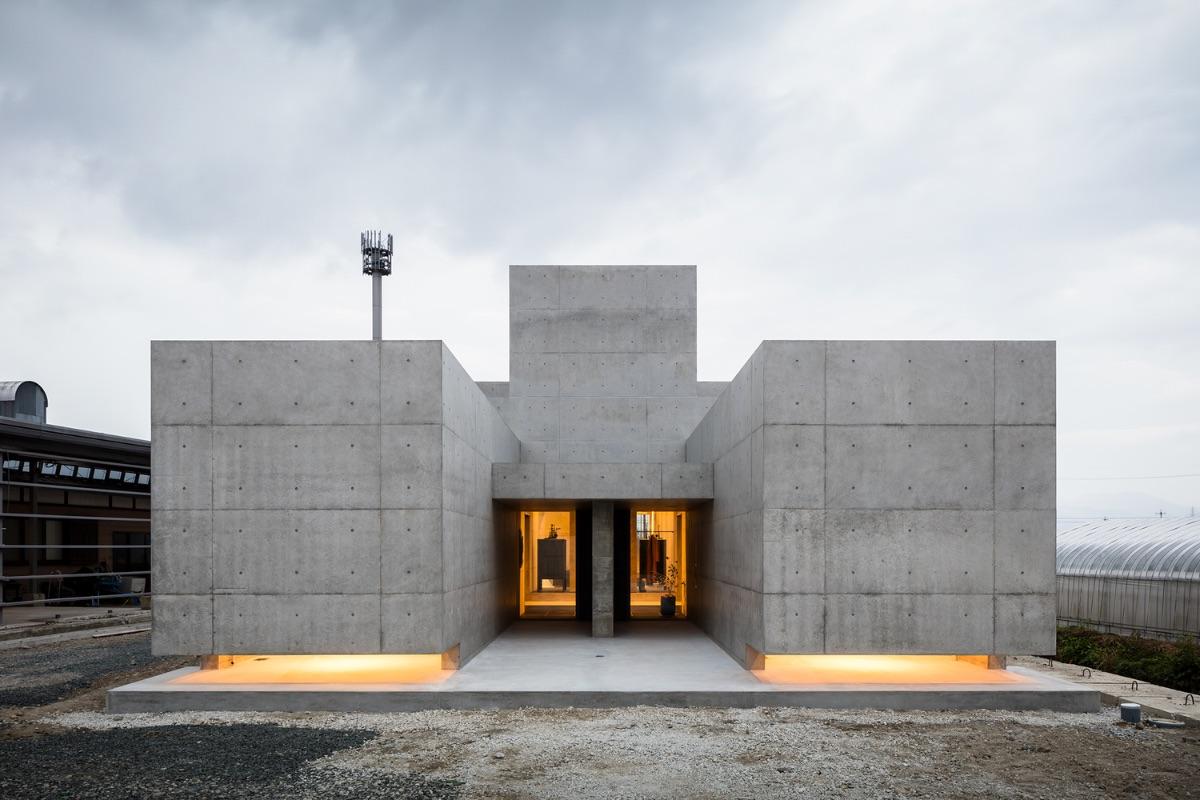 1_Tranquil House_FORM:Kouichi Kimura Architects_Inspirationist