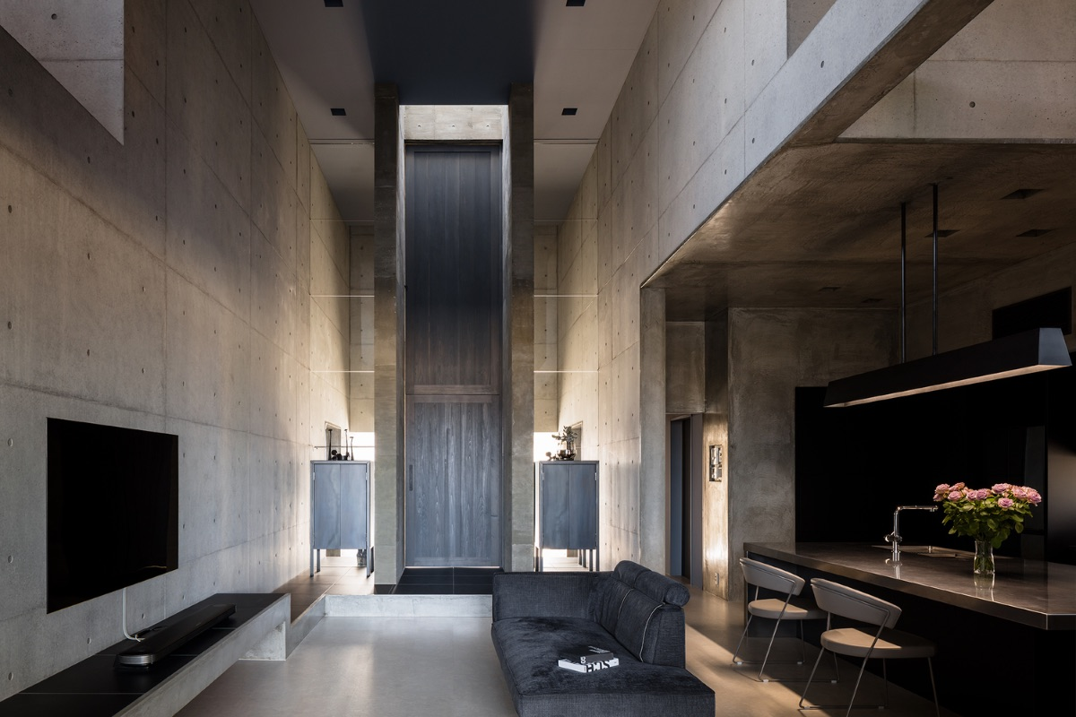 4_Tranquil House_FORM:Kouichi Kimura Architects_Inspirationist