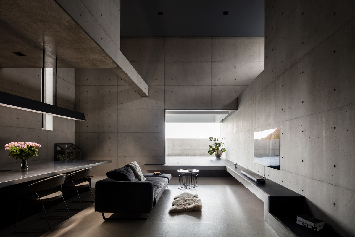 5_Tranquil House_FORM:Kouichi Kimura Architects_Inspirationist