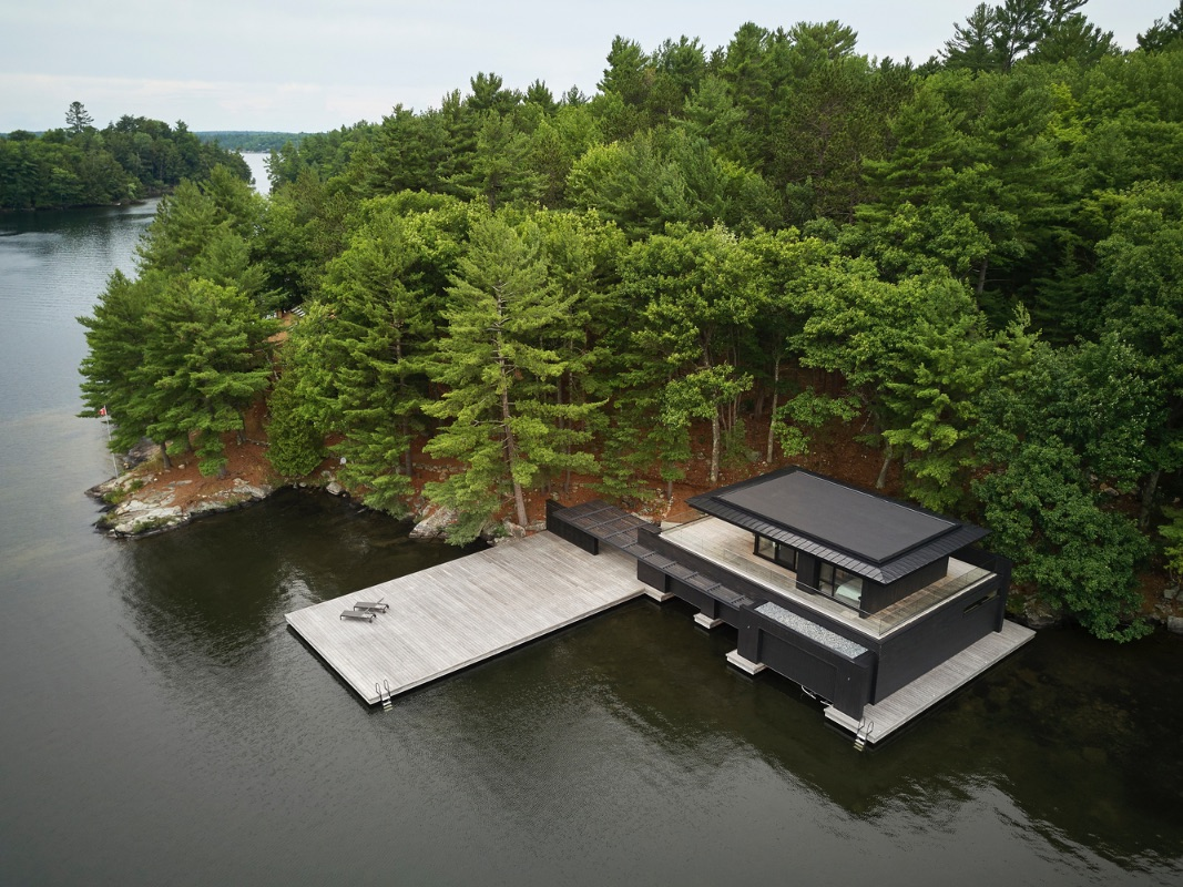 8_Muskoka Boathouse_Akb Architects_Inspirationist