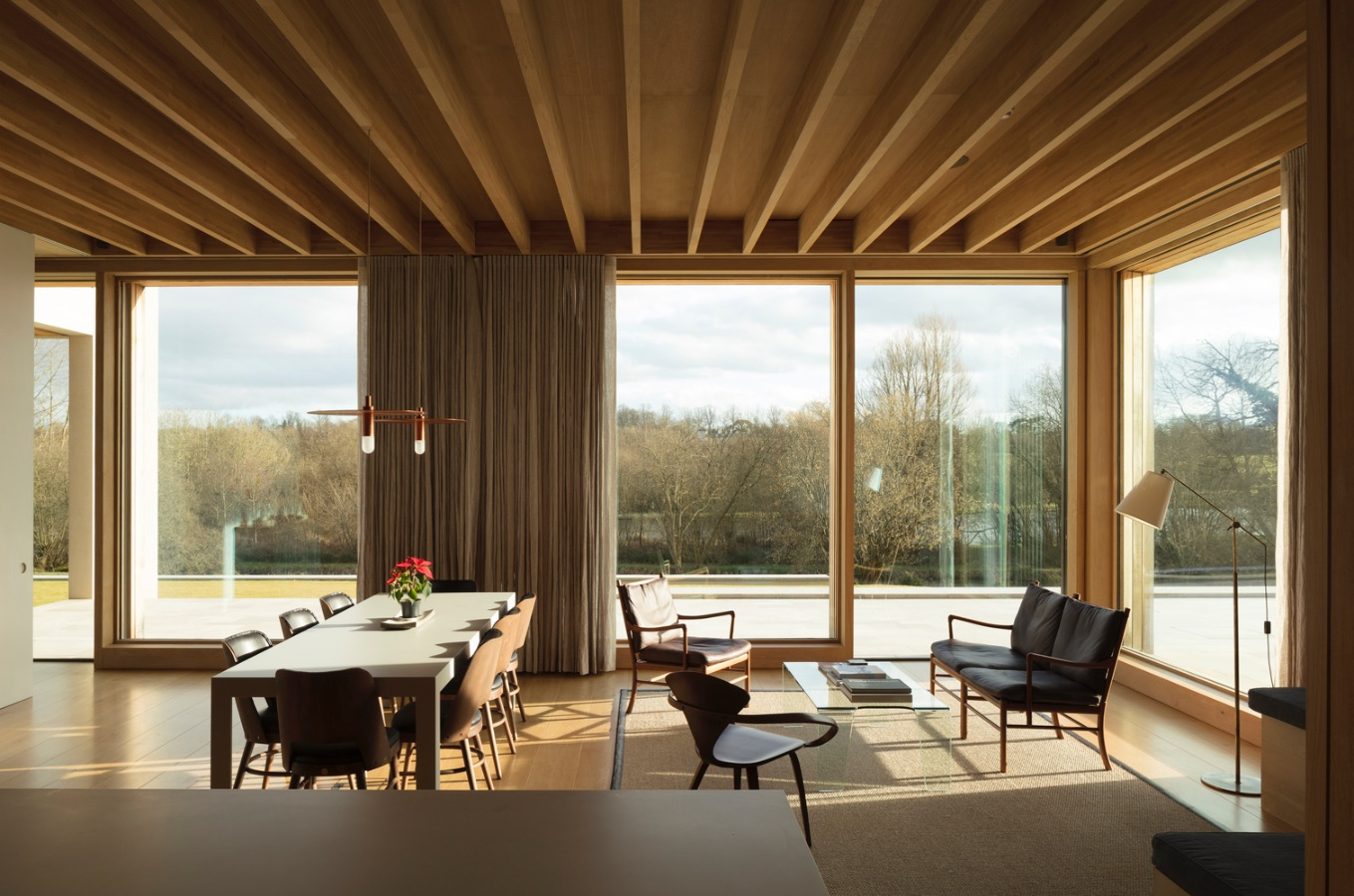 13_Hampshire House_Niall McLaughlin Architects_Inspirationist