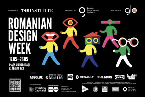 Romanian Design Week 2019 presents over 200 design and architecture projects and 3 circuits