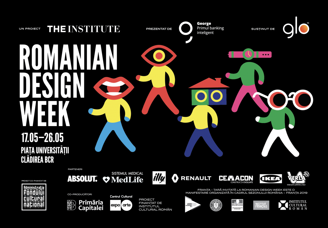Romanian Design Week's 2019 central exhibition impresses through diversity and innovation