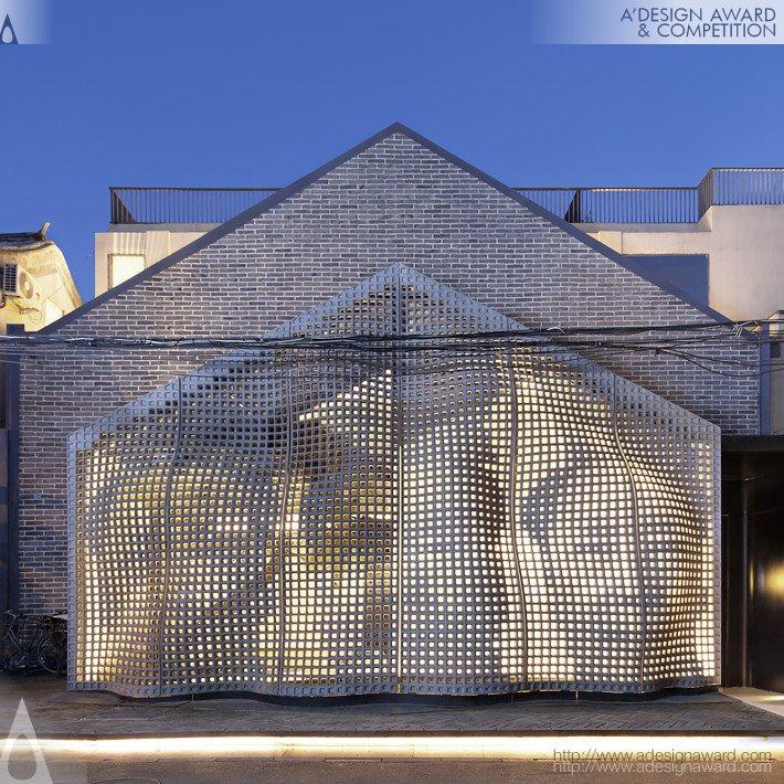 3_Cultural Space of No.16 Bangchiao Commercial by Wang Daquan - TanzoSpace Design Office