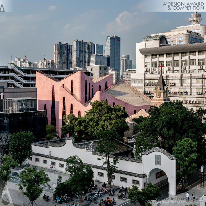 4_Fuzhou Huaxiang Church and Community Centre by Dirk U. Moench