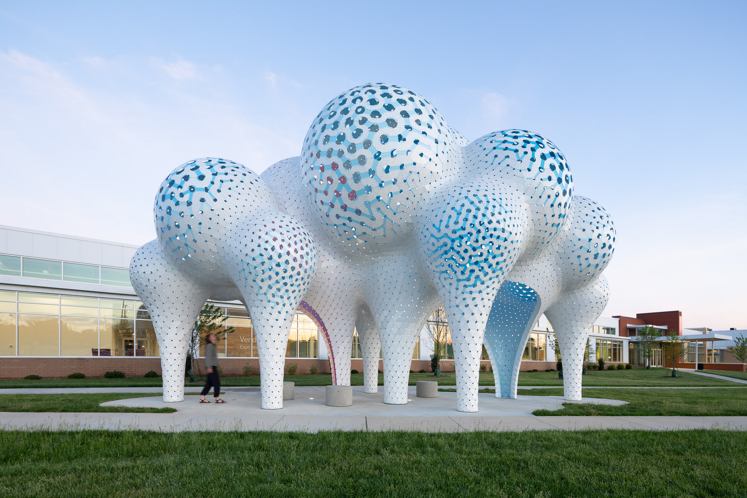 1_Pillars of Dreams Pavilion_MARC FORNES : THEVERYMANY_Inspirationist