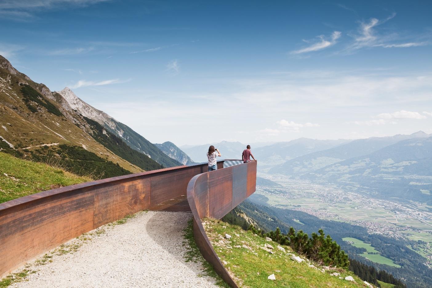 1_Path of Perspectives Innsbruck_Snøhetta_Inspirationist