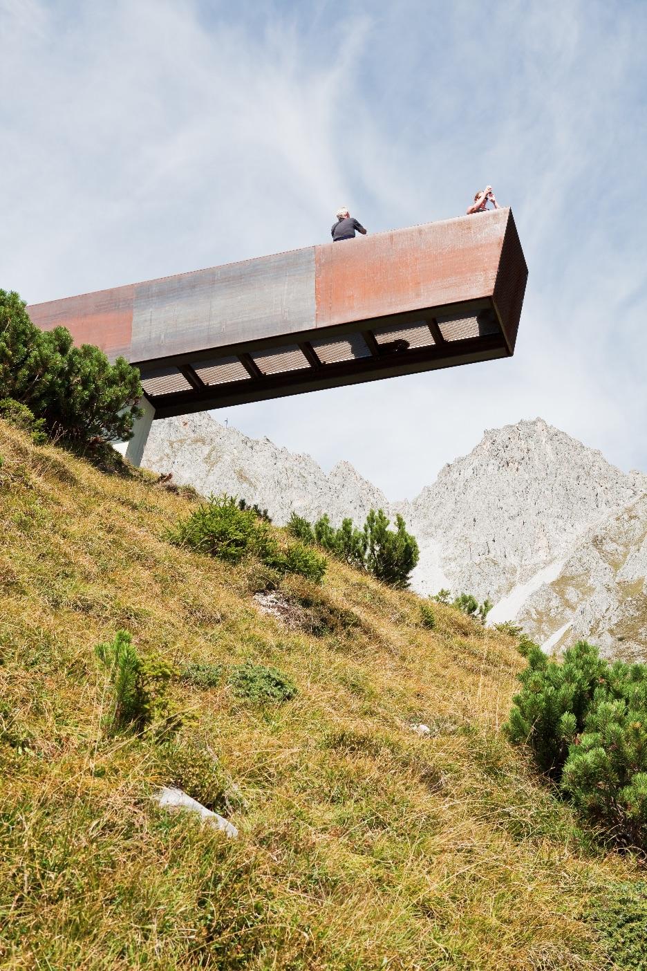 9_Path of Perspectives Innsbruck_Snøhetta_Inspirationist