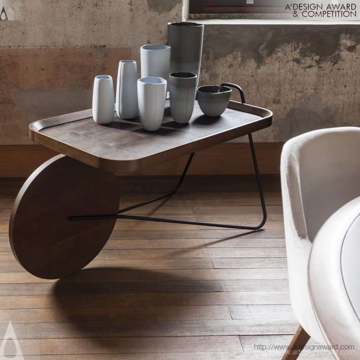 6_Vello Bar Cart by Fabricio Roncca