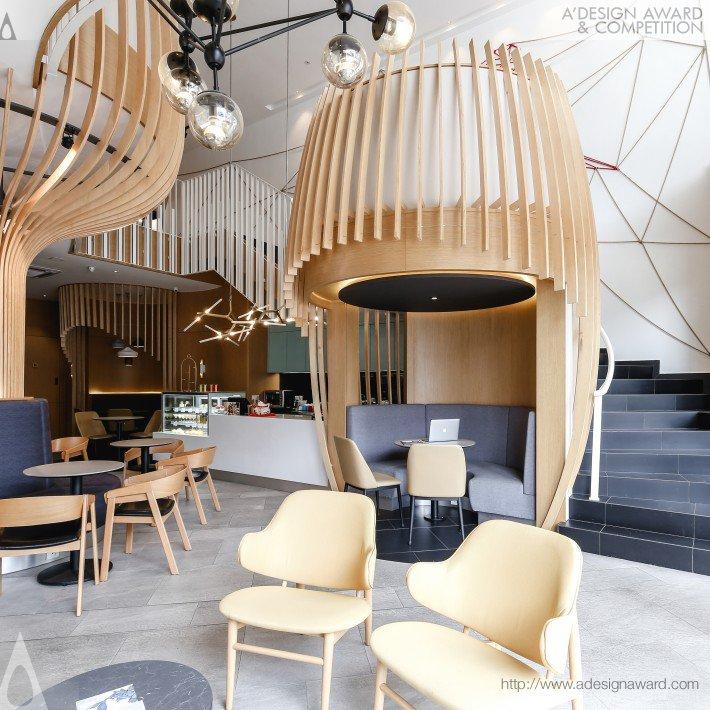 1_Quaint & Quirky Dessert House by Chaos Design Studio