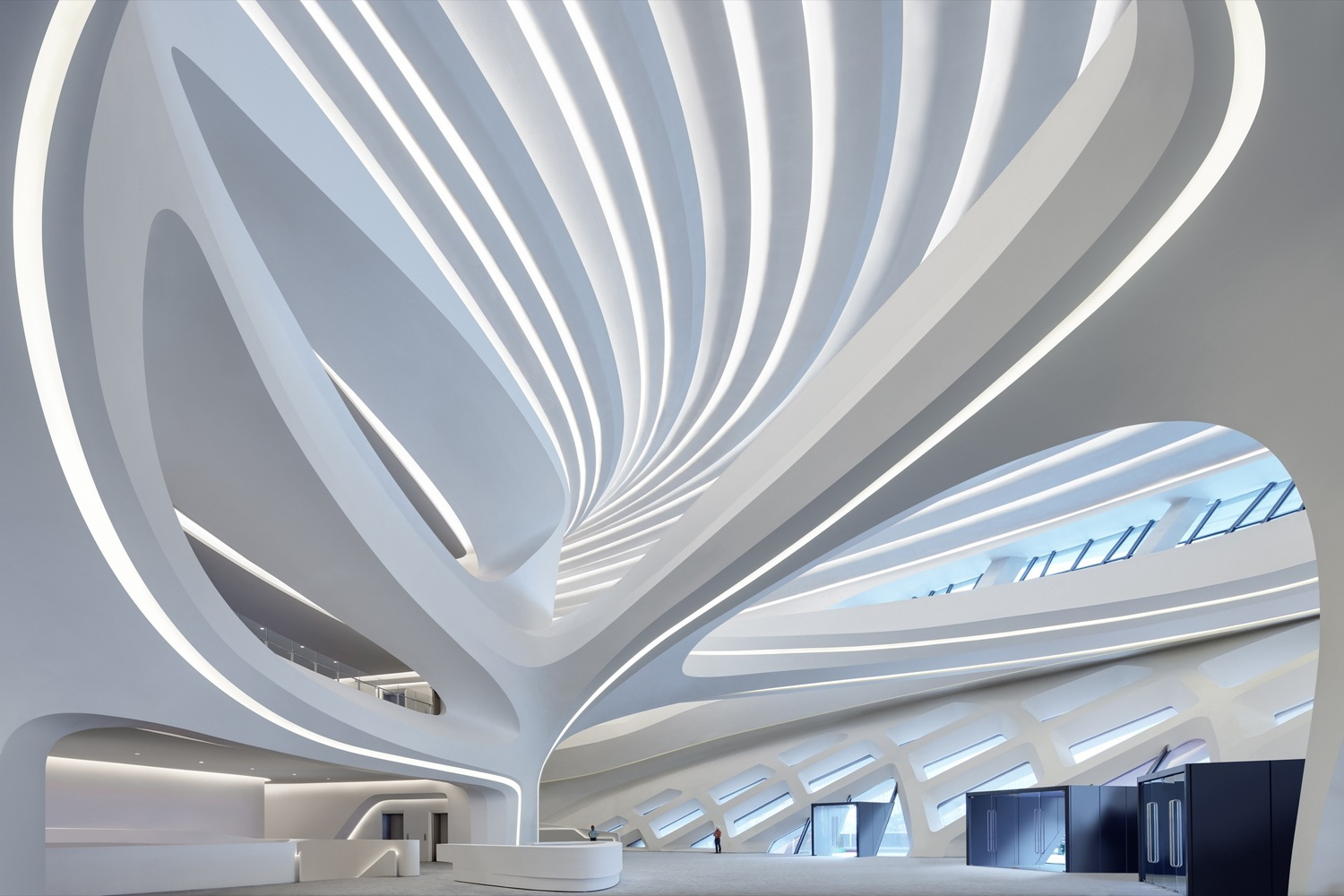 3_Changsha Meixihu International Culture and Art Centre_Zaha Hadid Architects_Inspirationist