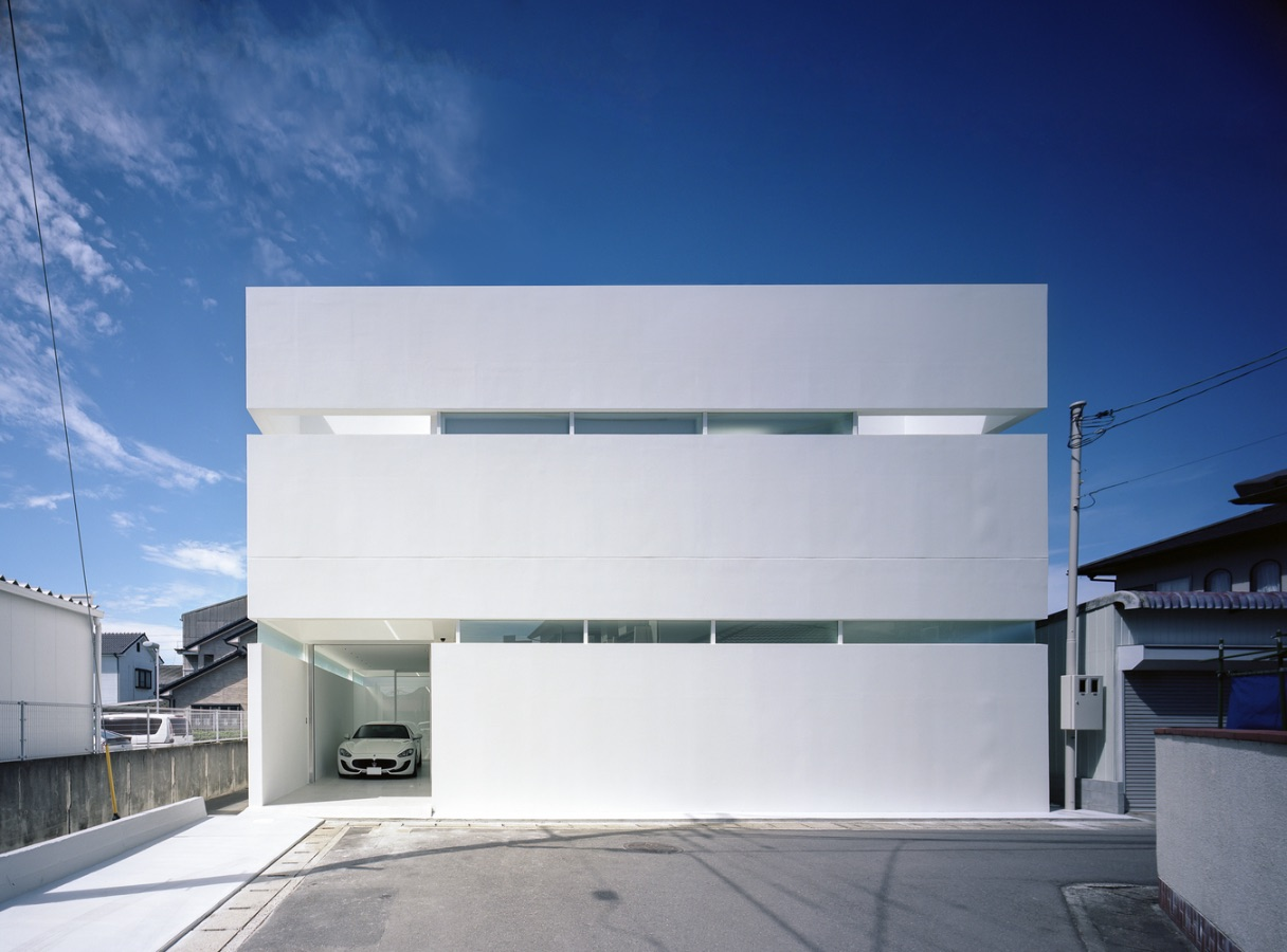 2_House in Takamatsu_Fujiwaramuro Architects_Inspirationist