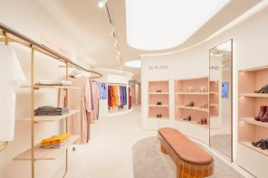 BIMANI'S first Valencia store captures the sensitivity, versatility and simplicity of the brand
