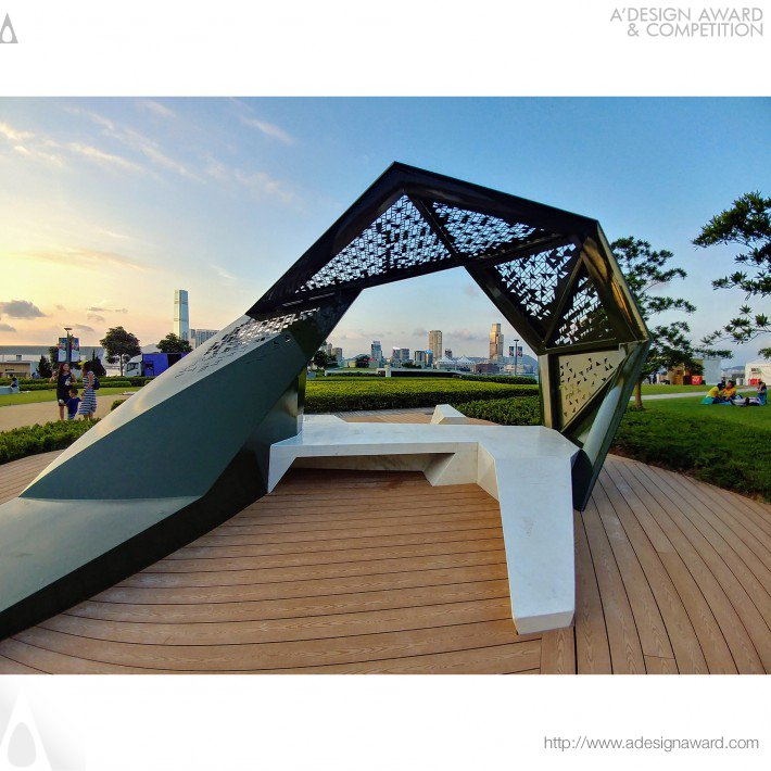 17_Happiness Here Urban Park Seating by Hikoko Ito