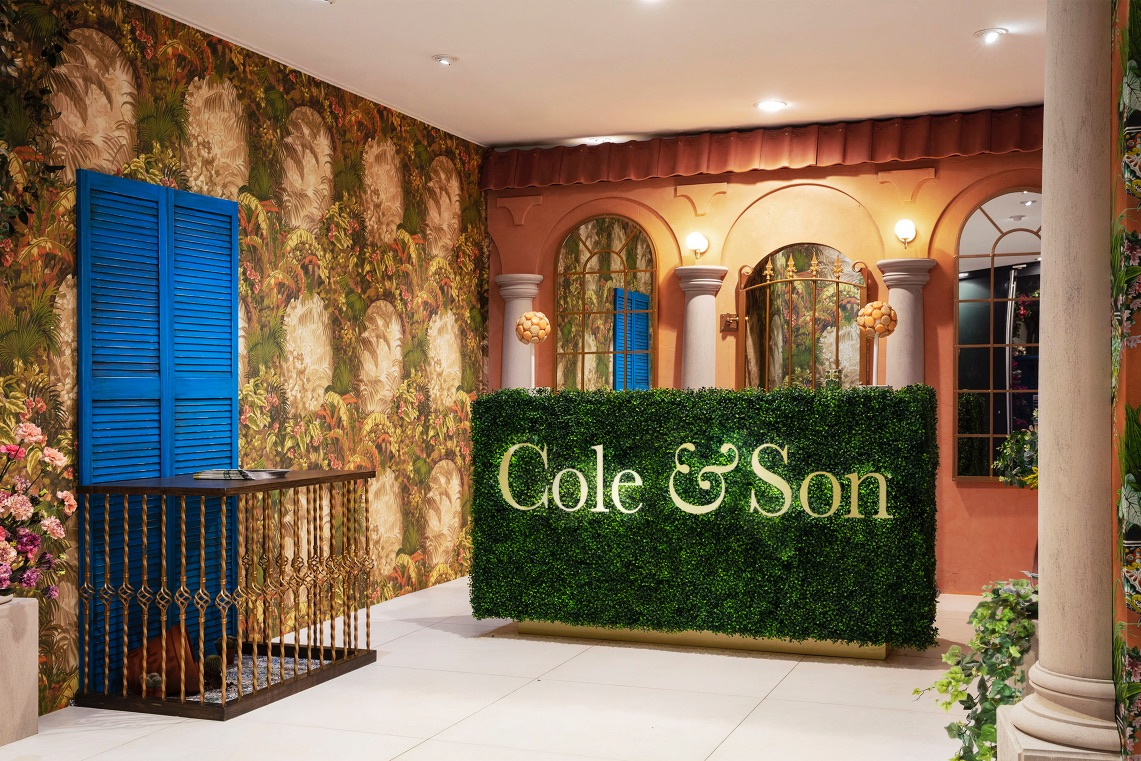 1_Cole & Son_Paris Deco Off Showroom_FormRoom_Inspirationist