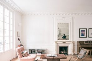 A Paris refurbishment exuding a feeling of belonging within a light-filled timeless space