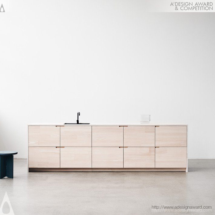 8_Up by Reform Sustainable High-Quality Kitchen by Jeppe Christensen and Michael Andersen