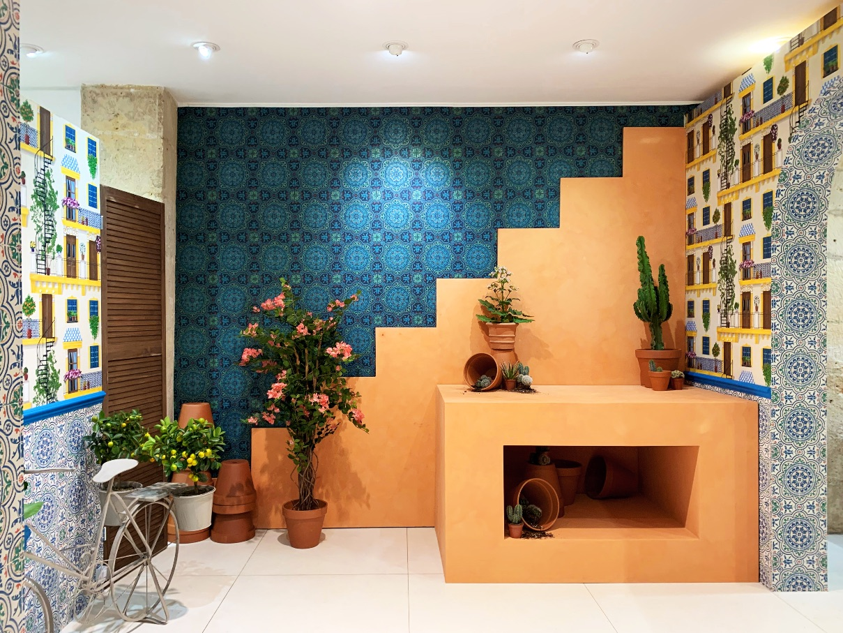 9_Cole & Son_Paris Deco Off Showroom_FormRoom_Inspirationist