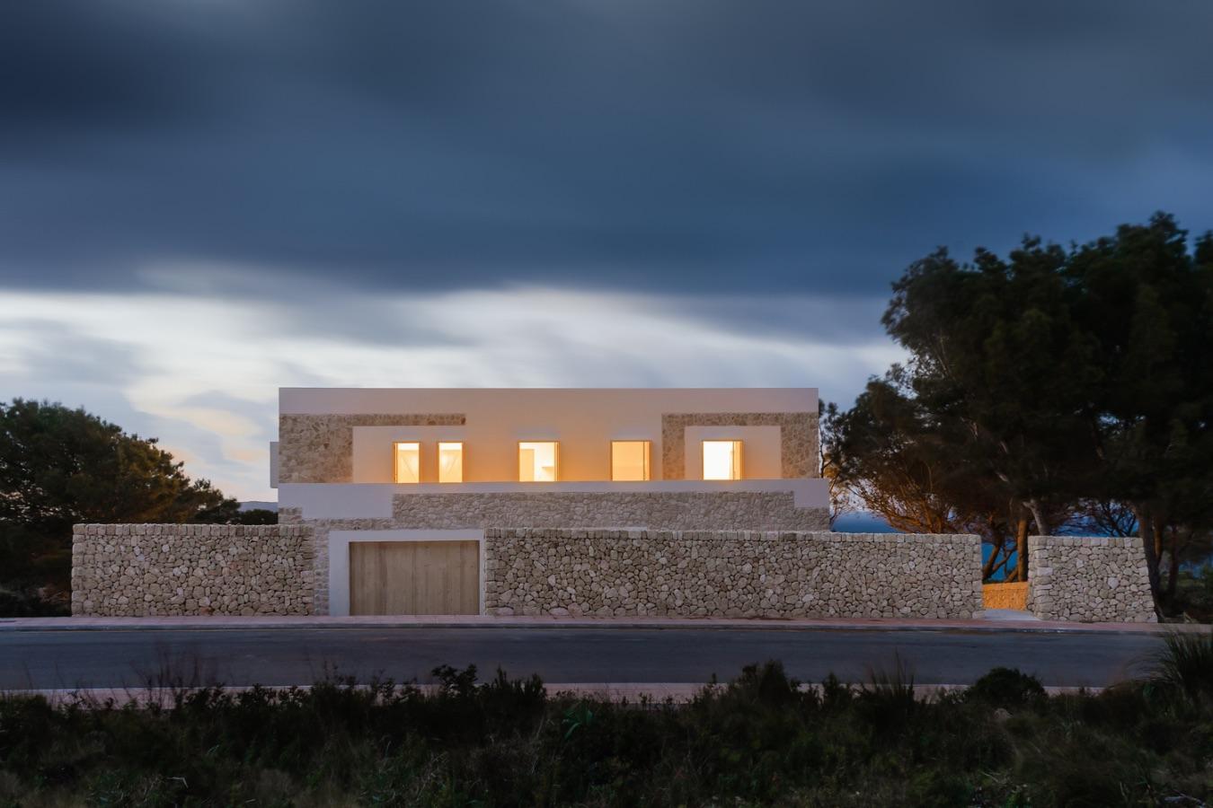 15_Stone House_NOMO STUDIO_Inspirationist
