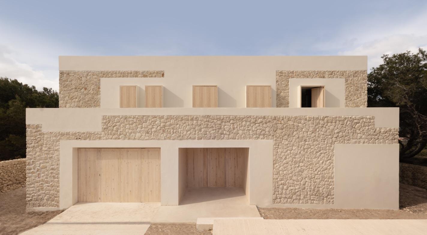 1_Stone House_NOMO STUDIO_Inspirationist