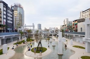 Tainan Spring: an innovative example of circular economy