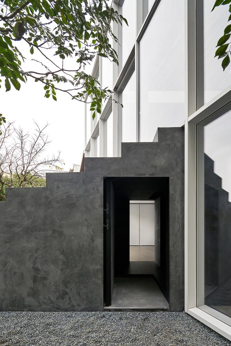13_Stairway House_nendo_Inspirationist