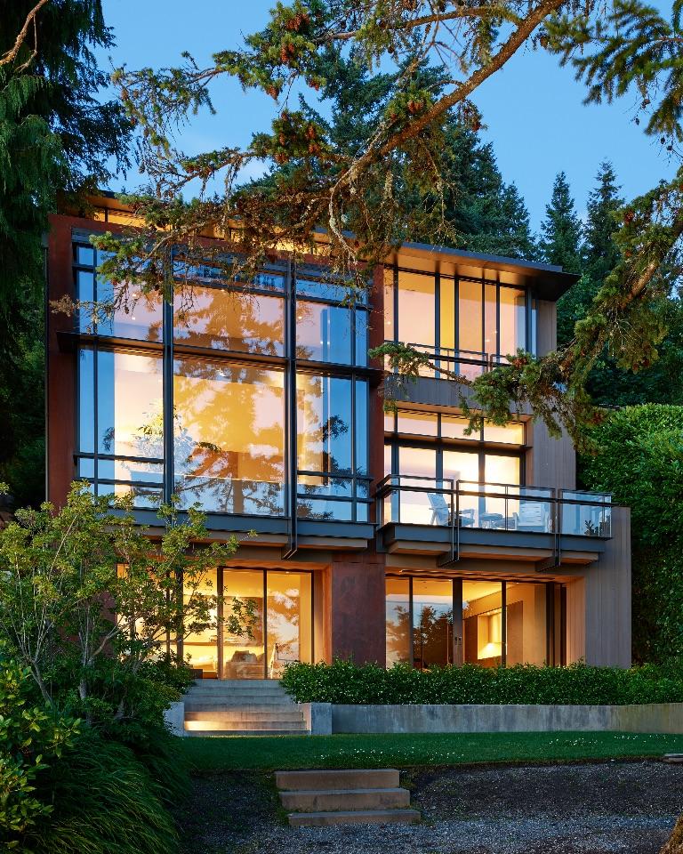17_Graham Baba Architects_Lakeside Residence_Inspirationist