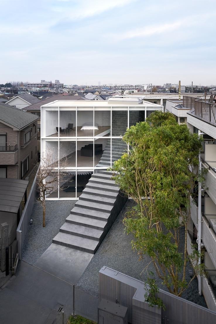 1_Stairway House_nendo_Inspirationist