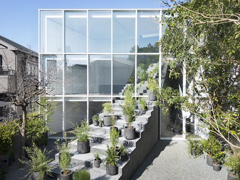 21_Stairway House_nendo_Inspirationist