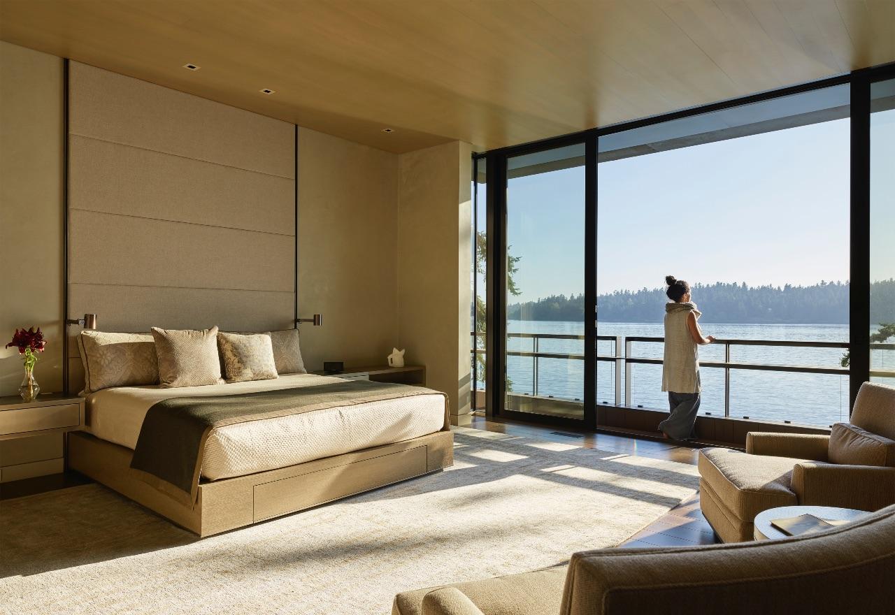 2_Graham Baba Architects_Lakeside Residence_Inspirationist