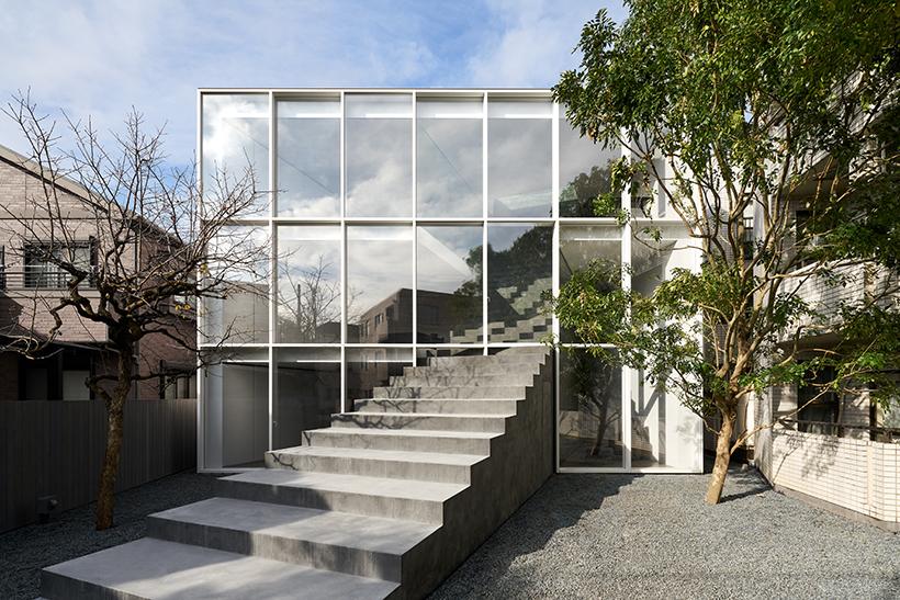 2_Stairway House_nendo_Inspirationist