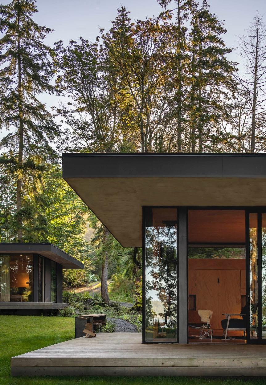 5_Wittman Estes Architects_Hood Cliff Retreat_Inspirationist