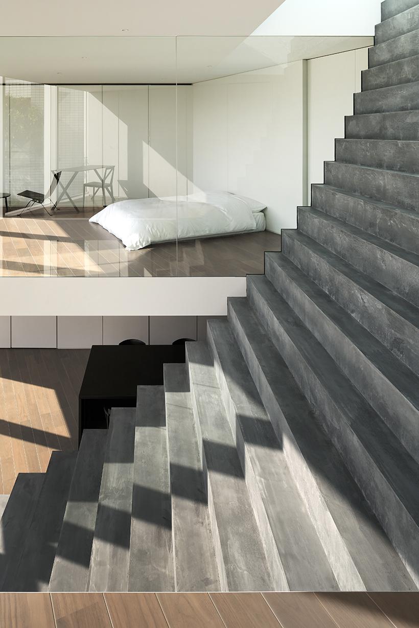 7_Stairway House_nendo_Inspirationist